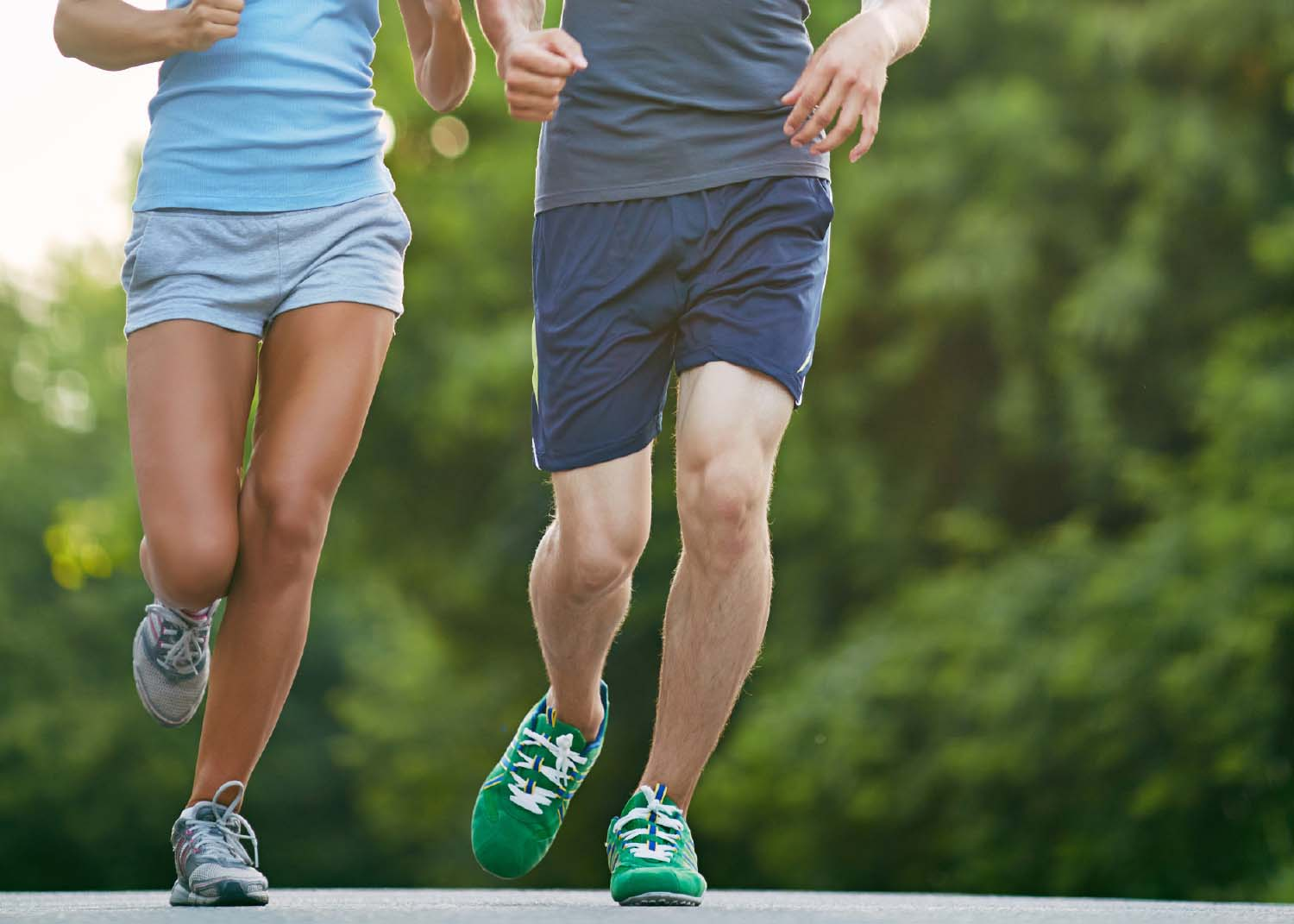 Envisagym Personal Training Gym Ranelagh Dublin From €139 Per Month Healthy Living Couple Jogging