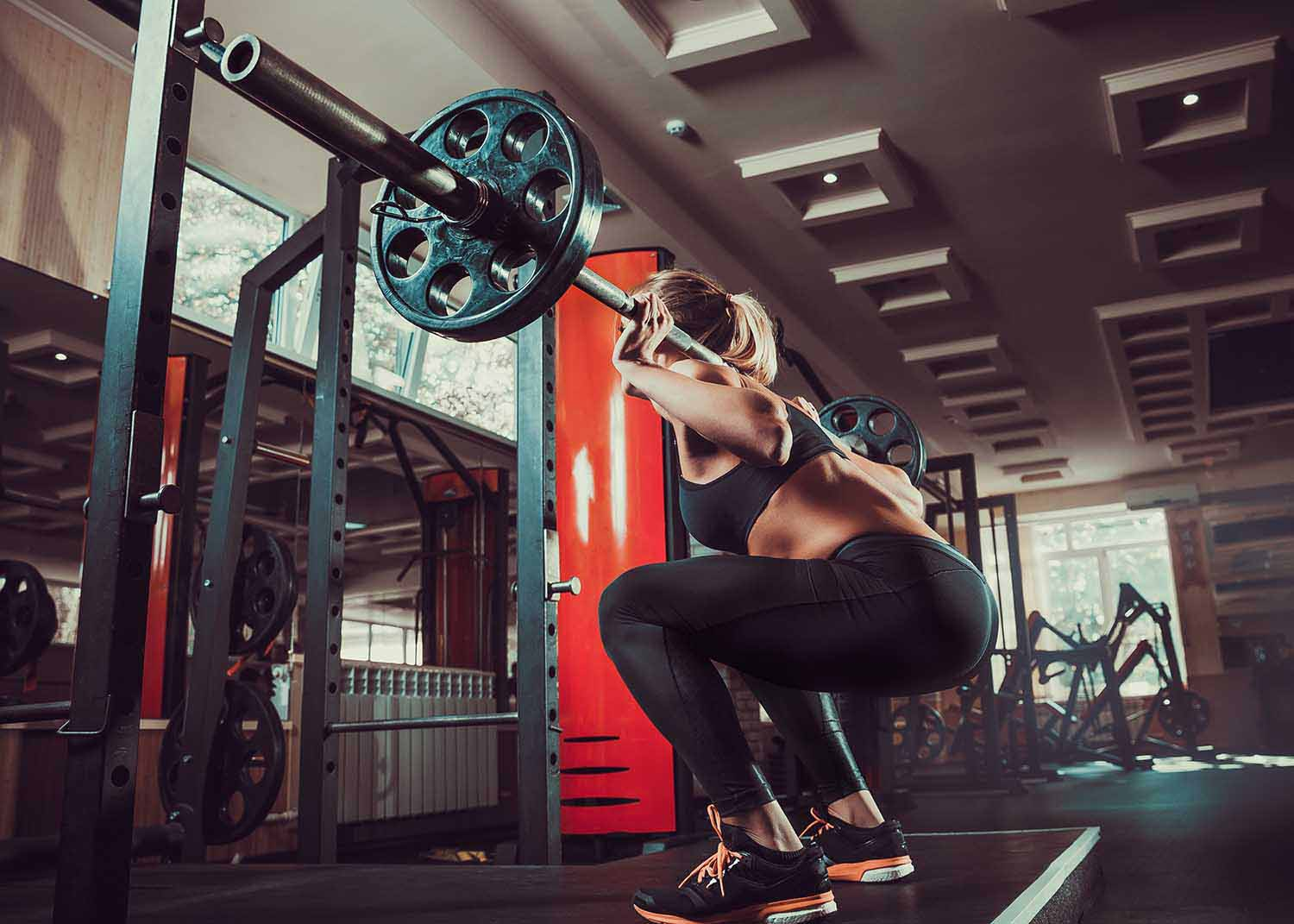Envisagym Personal Training Gym Ranelagh Dublin From €139 Per Month Ladies Learn To Lift Woman Squat Bar