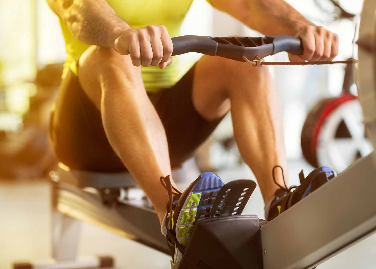Envisagym Personal Training Gym Ranelagh Dublin From €139 Per Month Our Unique Approach Man Rowing